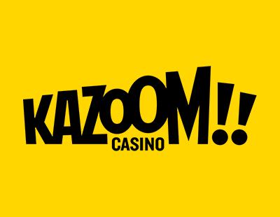 Kazoom Casino startsida